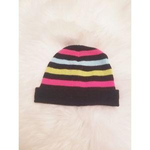 Girls winter beanie hat